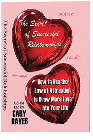 The Secret of Successful Relationships: How to Use the Law of Attraction  to Draw more Love into your Life