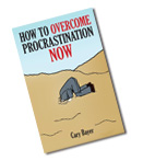 book, How to Stop Procrastination NOW!